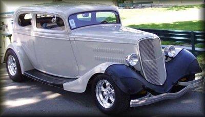 Temecula Antique  Classic Car Restoration Auto Restoration on